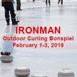 Ironman Outdoor Curling Bonspiel