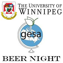 GESA Raises Funds for Eco-Grant with Beer Night