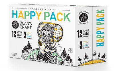 Doan's Happy Pack Brings Happy Thoughts of Summer