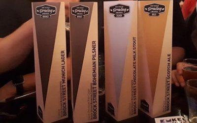 Brock Street Brewing Sweeps the Ontario Brewing Awards