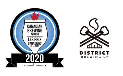 District Brewing makes Saskatchewan Proud with a Gold at the CBAs